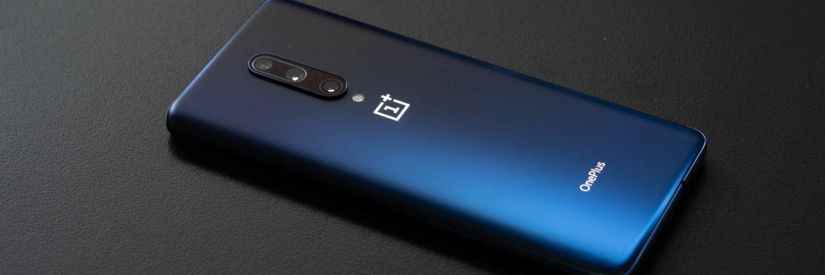OnePlus 7 Pro Back View