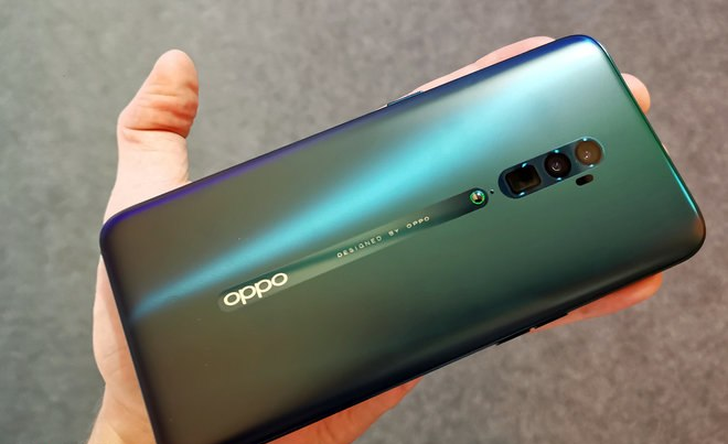 Oppo Reno Back Design