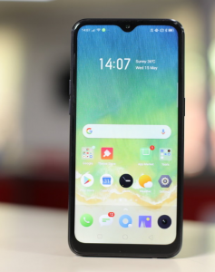 Realme C2 Display and Software