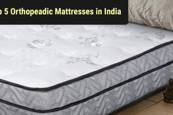 Top 5 Orthopaedic Mattresses In India-Your Online Shopping Guide
