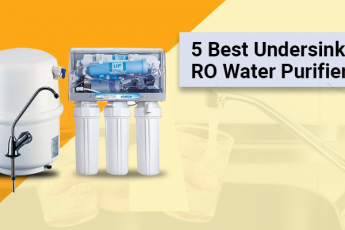 Best Under-Sink RO Water Purifiers- Your Guide to Buying The Top Water Purifier