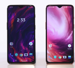 OnePlus 7 Front Display