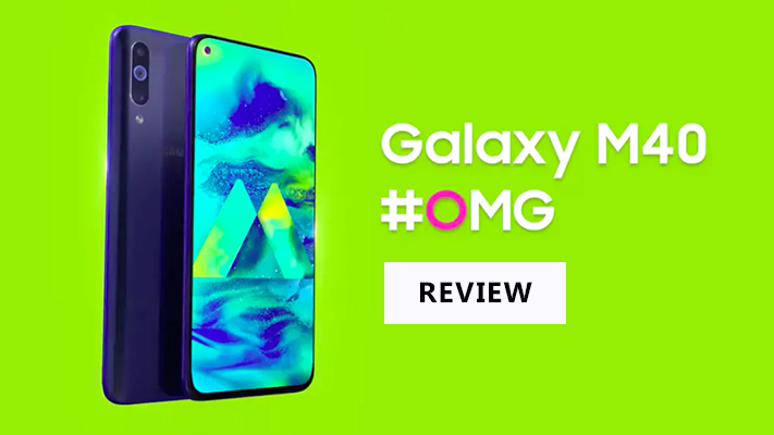 Samsung Galaxy M40 Cover Image