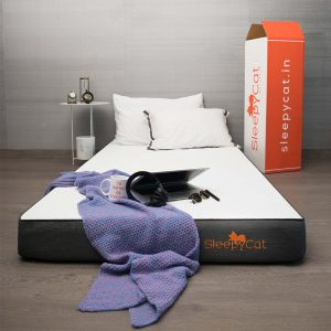 SleepyCat Gel Memory Foam Mattress