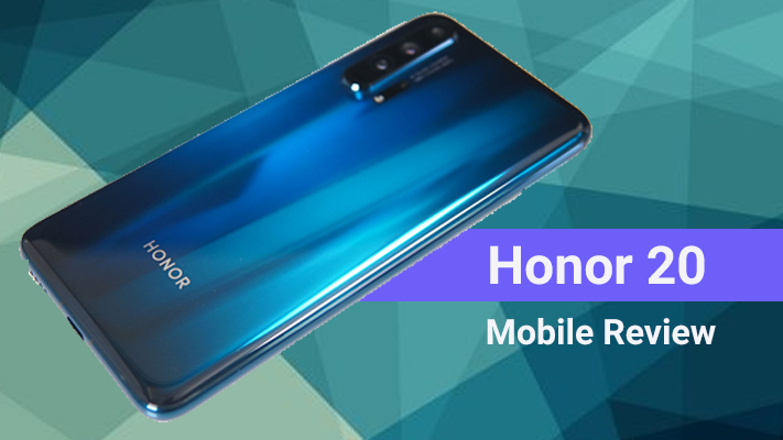 Honor 20 cover image