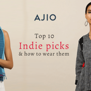 Tradition With a Twist Top 10 Indie Picks on Ajio
