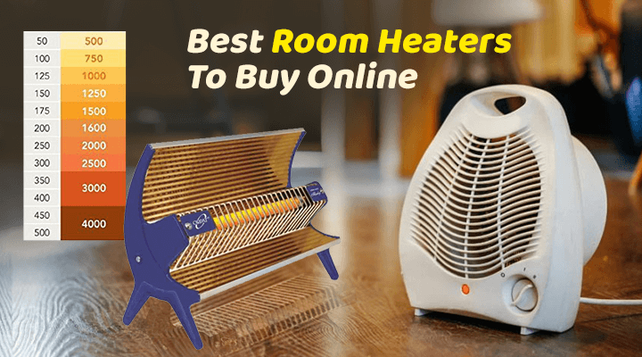 Best Room Heaters In India To Buy Online-GreatBuyz's Ultimate Guide