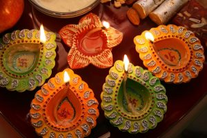 Diyas and Lamps