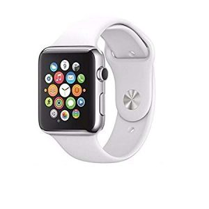 Makecell White Bluetooth Smart Watch