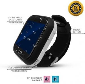 MysecureKid Smart Watch