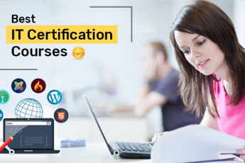 Best IT Certification Courses