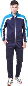 Nivia Solid Men Track Suit