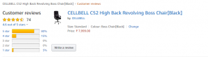 Cellbel Chair Reviews