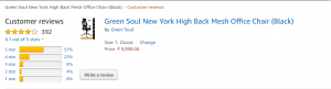 Green Soul NewYork Chair Reviews