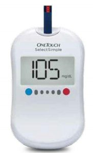 OneTouch Glucometer