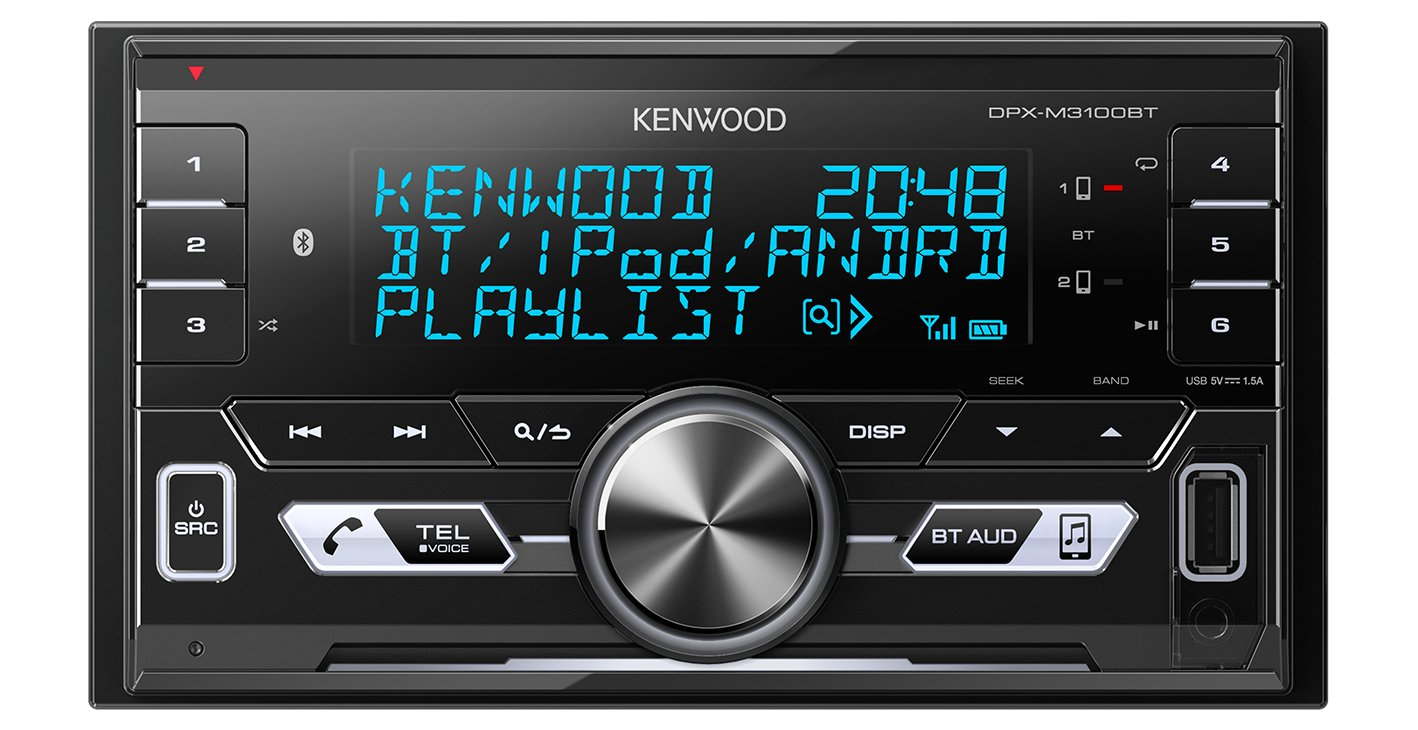 Kenwood Car Audio System
