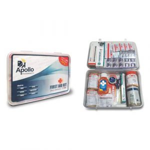 Apollo Pharmacy Kit