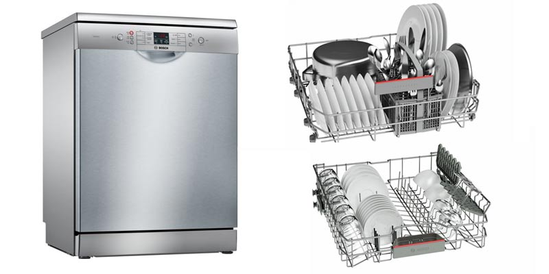 Bosch 12 Place Settings Dishwasher