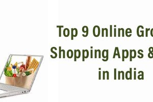 Top 9 Online Grocery Shopping Apps & Sites in India